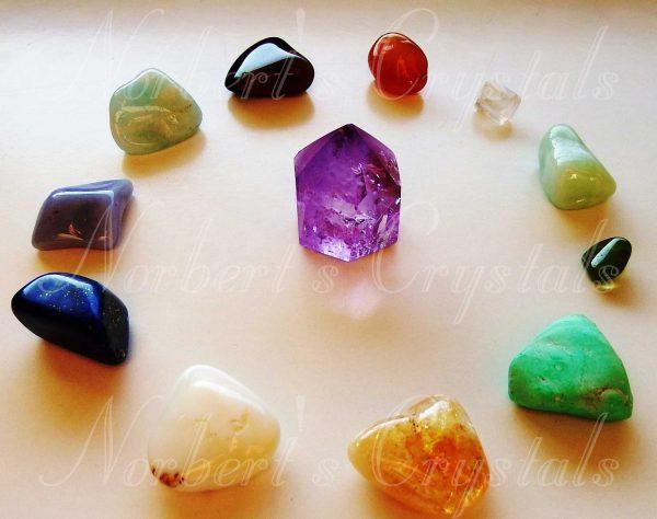 Ásványok-kristályok hatásaik, tulajdonságaik szerint
