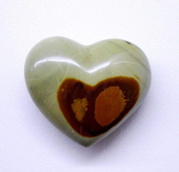 afrikai jade szív