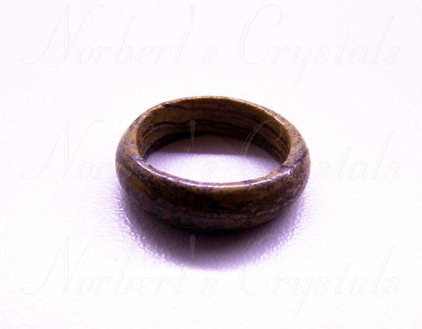 jáspis gyűrű
