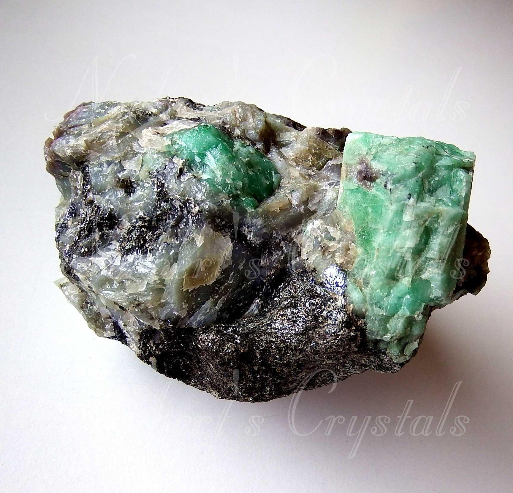 Smaragd látvány, Rövidlátás és citromfű