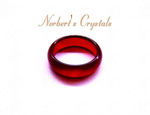 karneol gyűrű